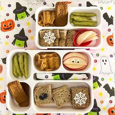 Picnic lunches with a little splash of Halloween 👻. @todayseasylunchbox Shop now at www.amazon.com/kinsho #lunchboxforkids #backtoschoolideas #healthylunchesforkids#bentolunchideas #lunchboxideas #healthyschoollunches #bentoboxlunchforkids#healthytoodlermeals #kidshealthylunches Healthy Packed Lunches, Cold Lunches, Picnic Lunches, Healthy School Lunches, Cold Lunch Ideas For Work, Bento Box Lunch For Kids, Easy Lunch Boxes, Toddler Meals, Kids Meals
