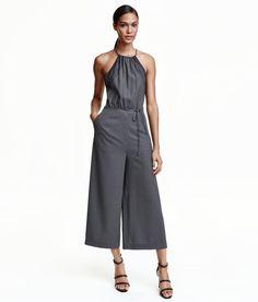 Mönstrad jumpsuit från H&M