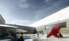 Design Revealed for Norway's New National Arts Museum,© Kleihues + Schuwerk Gesellschaft von Architekten