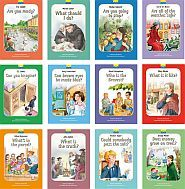 """The """"Little Lights"""": Full set of 14 volumes missionary biographies for littles"""