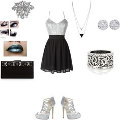 """""""Don't blame it on the moonlight..."""" by theyoungmisfit on Polyvore"""