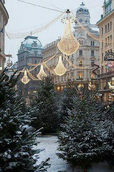 Vienna, Austria. More
