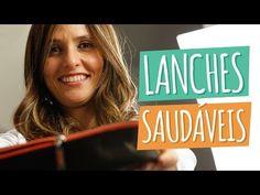 Imagem ilustrativa do vídeo: LANCHES SAUDÁVEIS | Para Levar Para Escola