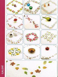 Cross Stitch Tablecloth designs book  www.mariadiazdesigns.com