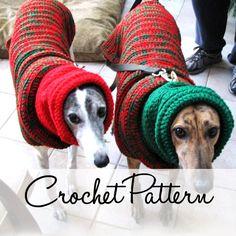 Instant Download  PDF Crochet Pattern for door AandBOriginalsDogs, $5.00