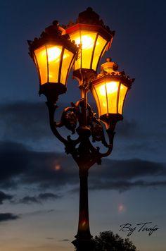 Street lantern - beautiful