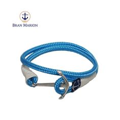 Bran Marion Jorah Nautical Bracelet sold by Bran Marion. Shop more products from Bran Marion on Storenvy, the home of independent small businesses all over the world. Nautical Bracelet, Nautical Jewelry, Marine Rope, Smart Outfit, Handmade Accessories, Everyday Look, Anklet, Handmade Bracelets, Jewelry Collection