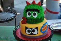 Dev's 2nd birthday cake idea