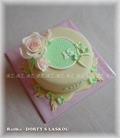 Pro ženy :: Radka - Dorty s láskou Cakes, Desserts, Food, Tailgate Desserts, Deserts, Cake Makers, Kuchen, Essen, Cake