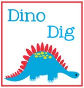 Dino Dig Kindergarten Kit on HomeschoolShare.com - possibly for the older (early elementary) kids, not so much for PreK