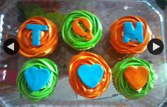 Cup cakes tqm