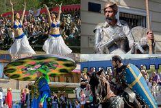 Programa del Mercado Cervantino 2016 - Domingo 9 de octubre. Conoce día a día los eventos y actividades del mayor Mercado Medieval de España.