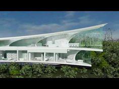 Modern Architecture Luxury Villa 'MAHINA'
