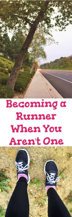 How to Become a Runner Even When you aren't one. Read about how I went from hating running to craving 10K's.