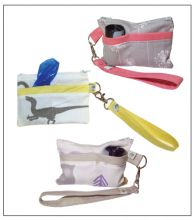 Walk Time Wristlet now available in a new Pattern for Fall 2013 | Eco-Pup $18.00