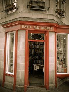 Bath Old Books