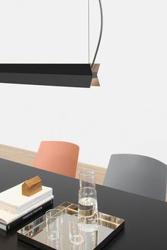 LT07 suspended pendant by E15