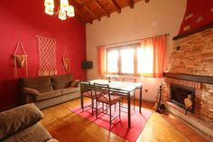 Casas Rurales – Casa Molleda, Salón Casa Gorio, San Mamés, Polaciones, Cantabria