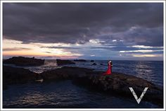 21-Pre-Wedding With Sunset Glow In Bali