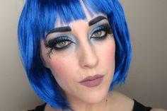 Dark Faerie Makeup