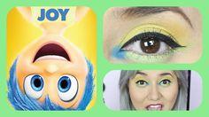 DISNEY's Pixar Inside Out 'joy' INSPIRED Makeup