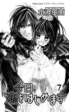 Kyou Koi wo Hajimemasu 38 Page 1 Read Free Manga, Manga To Read, Kyou Koi Wo Hajimemasu, Free Manga Online, Manga Artist, Good Manga, Manga Reader, Shoujo, Manga Anime
