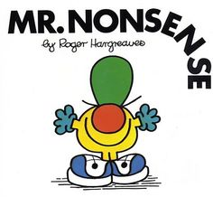 little mr and miss | 0843178396 : Mr. Nonsense (Mr. Men and Little Miss)