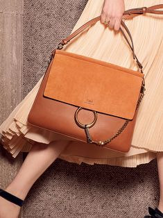 In hand – our much-loved Faye bag is perfect for every occasion