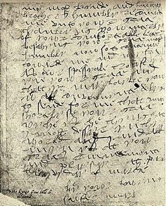 Letter from Mary to her brother Henry VIII: March 6, 1515 [British Museum]