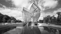 Fondation Louis Vuitton - Bois de Boulogne