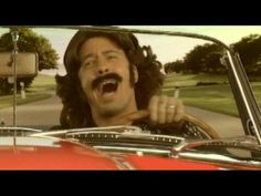 """BADASS video! Being the same age as Dave Grohl, I can certainly appreciate his taste for the 70s. """"GOOD SHOW""""!!"""