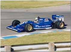 Paul Stewart - Lola T91/50 Mugen Zytek - Paul Stewart Racing - Brands Hatch Formula 3000 Trophy - 1991 International F3000 Championship, round 7 - © Antsphoto