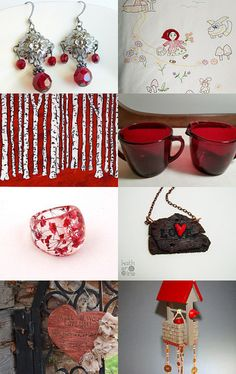 Red is for LOVE by Carina on Etsy--Pinned with TreasuryPin.com