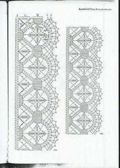 Resultado de imagen de patrones de pulseras de bolillos