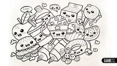 sakura book coloring pages - Google Search