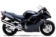 Honda CBR 1100XX Super Blackbird 178mph (286 km/h)