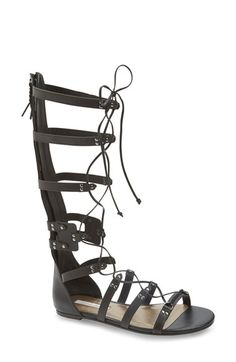 A gladiator sandal by Cynthia Vincent