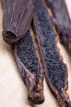 All About Vanilla: The Queen of Spices Grow Vanilla Beans, Vanilla Plant, Vanille Bourbon, Spices And Herbs, Macarons, Food Art, Food Inspiration, Food Photography, Berries