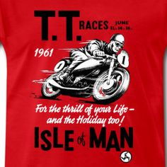Isle of Man 1961 T.T. Races | Motorcycle Lifestyle