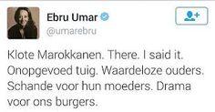 Afbeeldingsresultaat voor Ebru Umar Mark Rutte