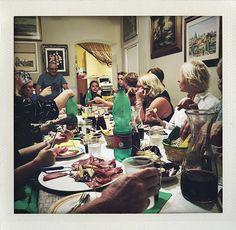 Tanterna i Rom, matresa, Trastevere, I huvudet på Elvaelva Painting, Rome, Italy, Painting Art, Paintings, Painted Canvas, Drawings