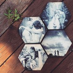 Take your décor to another level by placing photos on a hexagon wood print. Create a unique wood art display for your home or business. Laser Cut Wood, Photo On Wood, Single Image, Mobile Photography, Custom Wood, Wood Print, Online Printing, Create Your Own, Arts And Crafts