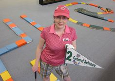 Caddy Stacks: Library Mini Golf Grenfell Campus, Memorial University of Newfoundland -