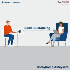 Lets maintain a social distance for a better tomorrow. Tomorrow Will Be Better, Stay Safe, Mumbai, Distance, Home, Bombay Cat, Ad Home, Homes, House
