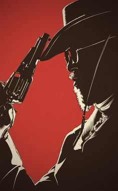 Personajes de películas en versión POP! by CranioDSGN - #Django