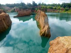 The grand canyon Chiang Mai / red mud quarry is an absolutely must visit if you are in Chiang Mai! Rent a scooter and head south on highway 121...
