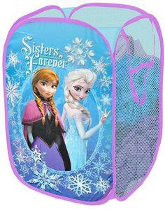 Disney's frozen anna & elsa pop-up hamper