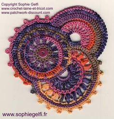 Freeform crochet for beginners - via @Craftsy