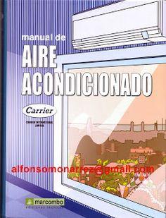 LIBROS: MANUAL DE AIRE ACONDICIONADO
