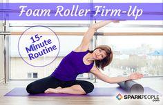 Foam Rolling for sore muscles